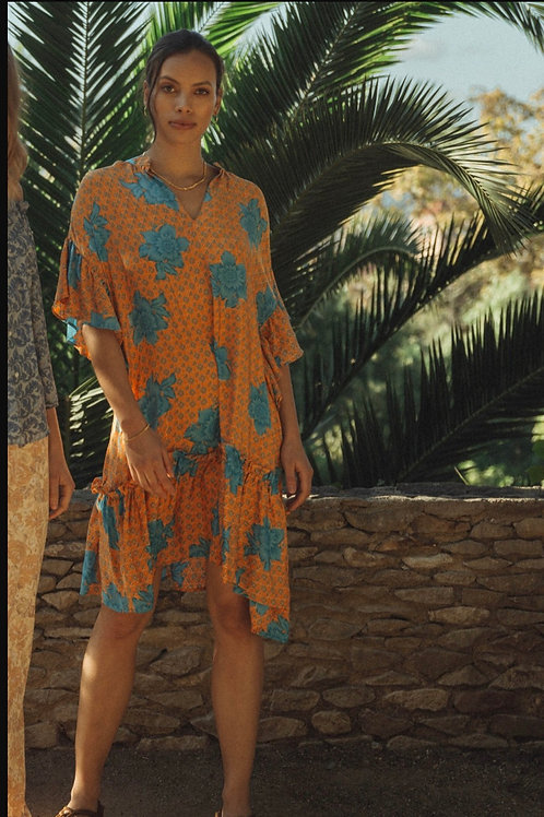 CHARM SHORT DRESS 01