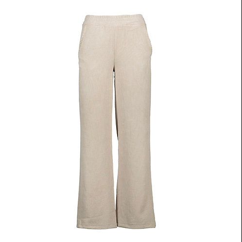 KATHY CORDUROY PANTS OFF WHITE