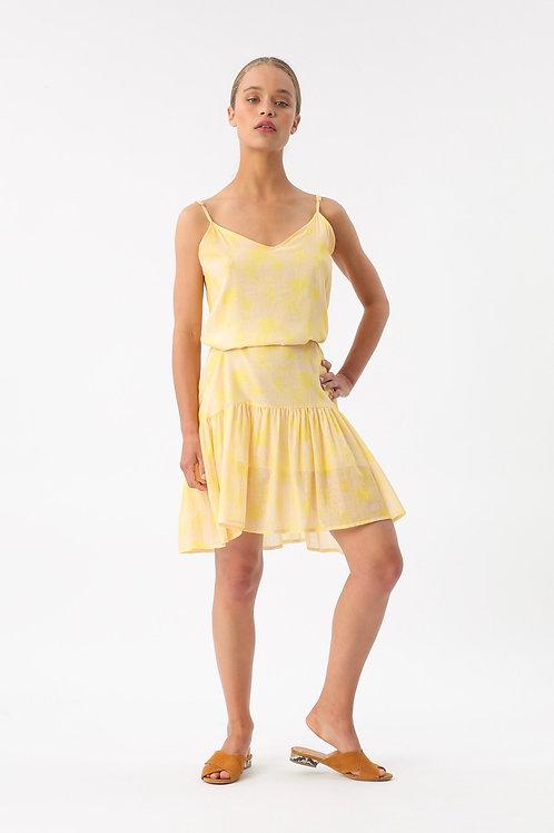 SUNNY DRESS YELLOW