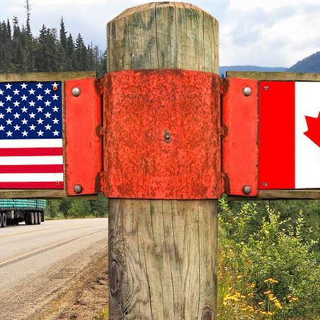 Relations between Canada and the United States of America: Are They Finally Working Together?