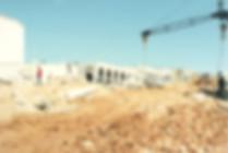 בנייה של בניינים