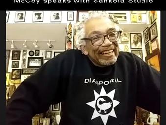 Sankofu Studio Interviews Patric McCoy