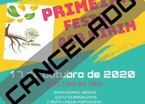 ACB MIRIM - FESTA DA PRIMAVERA