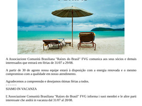 Férias / Vacanza