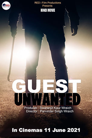 Guest Unwanted Movie Poster