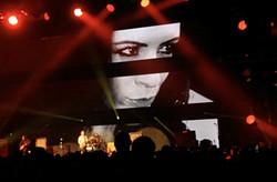 Bush Concert Video