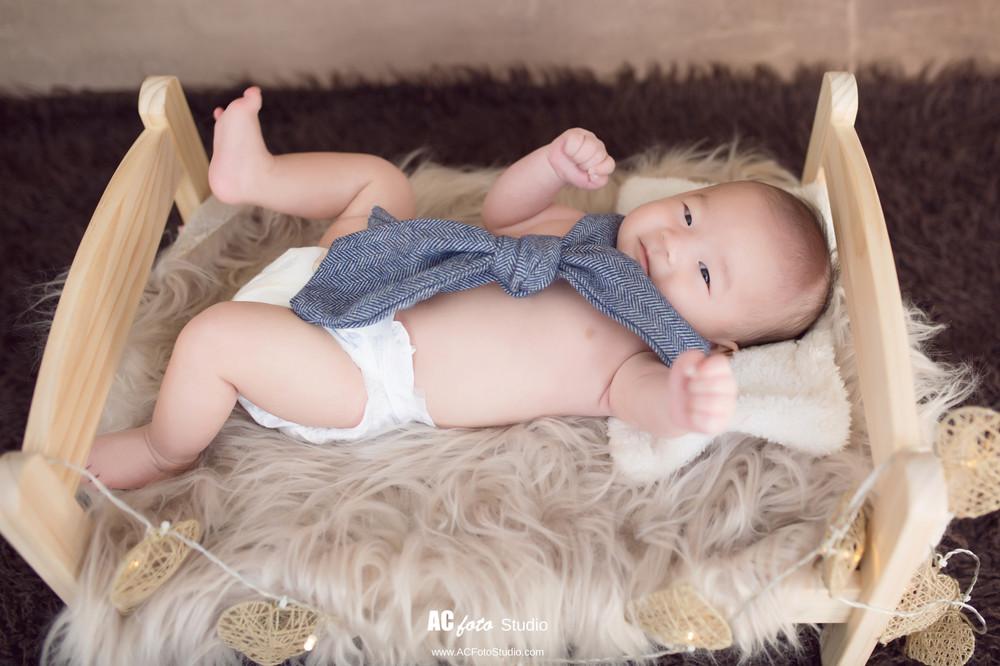 布里斯班黄金海岸华人新生儿满月照百日照摄影工作室100天宝宝婴儿儿童摄影baby photography
