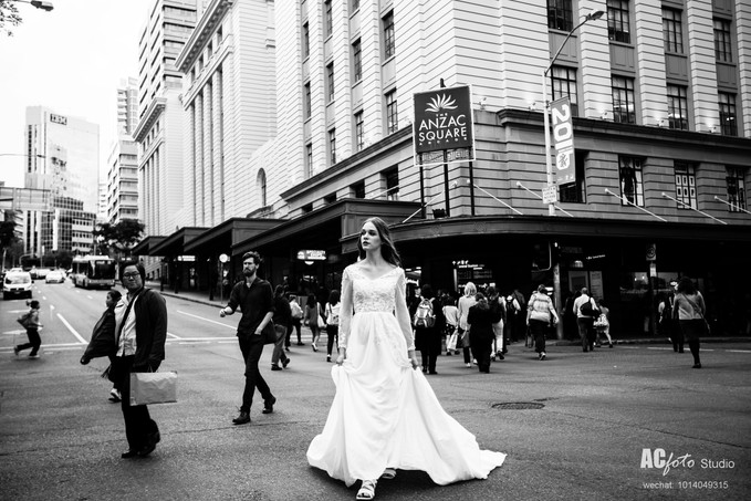 Brisbane City Wedding location