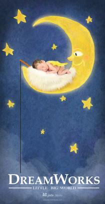澳大利亚布里斯班黄金海岸儿童写真周岁照蓝花楹摄影宝宝摄影新生儿百日照满月照上门工作室