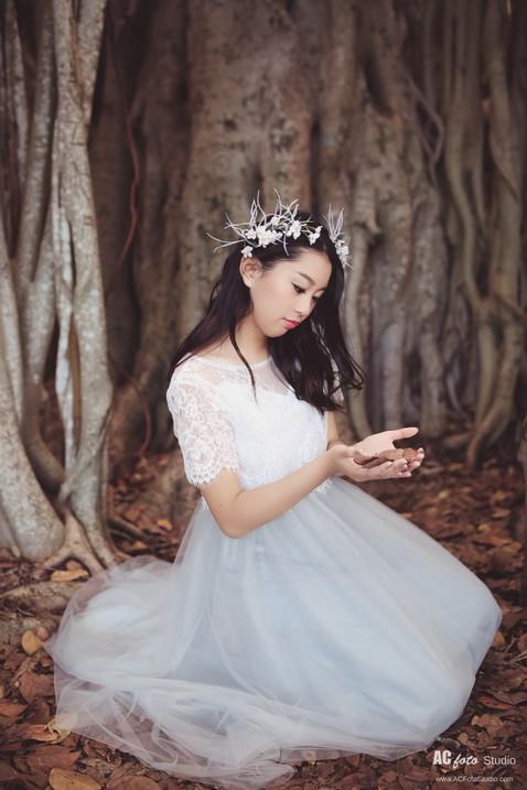 布里斯班黄金海岸个人写真婚纱摄影百日照儿童摄影工作室影楼