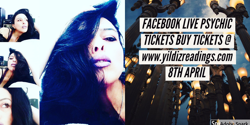 FACEBOOK SUPER CHAT PSYCHIC TICKETS