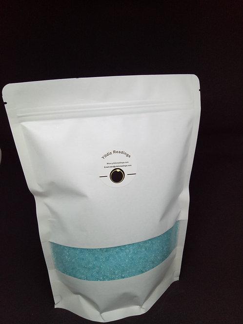 700g Throat Chakra Bath Salts AUD/USD