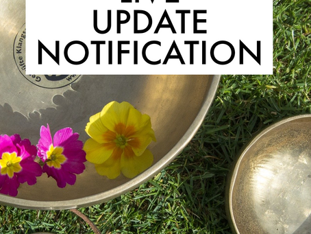 YILDIZ READINGS 5D NOTIFICATION UPDATE 2020