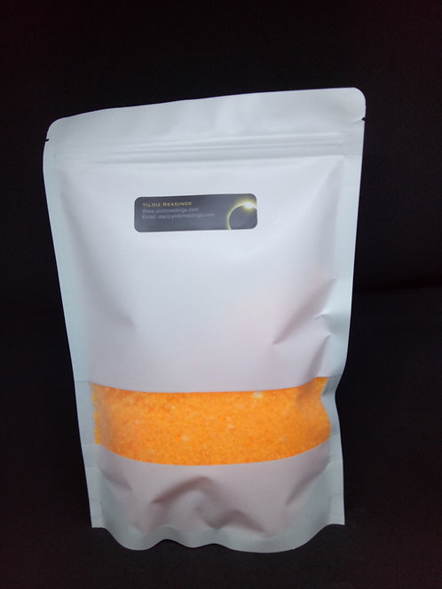 700g Sacral Chakra Bath Salts AUD/USD