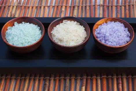 Crown Chakra Bath Salts AUD/USD