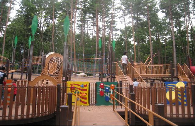 国営あずみの公園