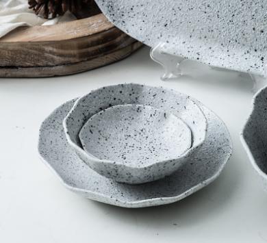 Medium Stone Plate (7.5 inch)