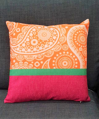 Saree Cushion Cover