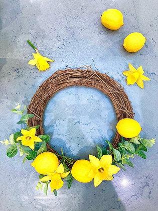 Spring Wreath Workshop - 28th March