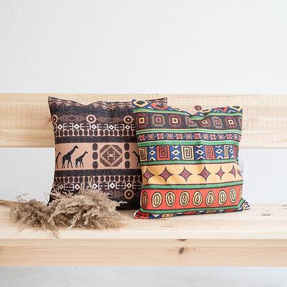 Sooriya - Earth Cushion Cover