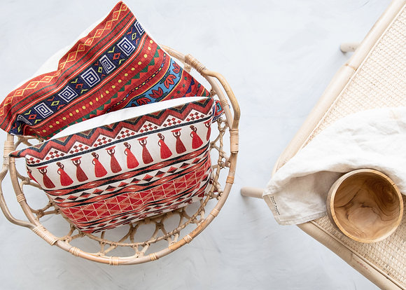 Kumari - Earth Cushion Cover