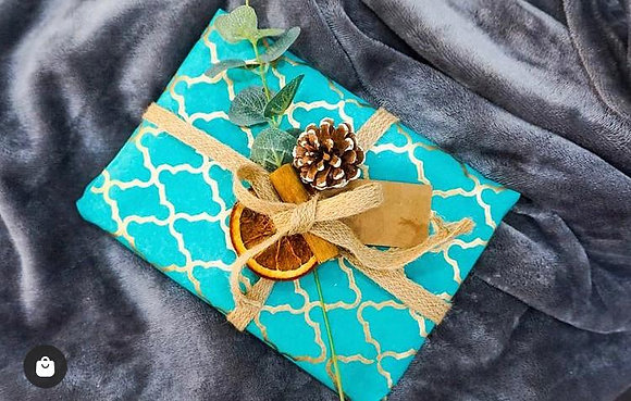 Gift Wrapping Workshop - Sunday 29th Nov 11am