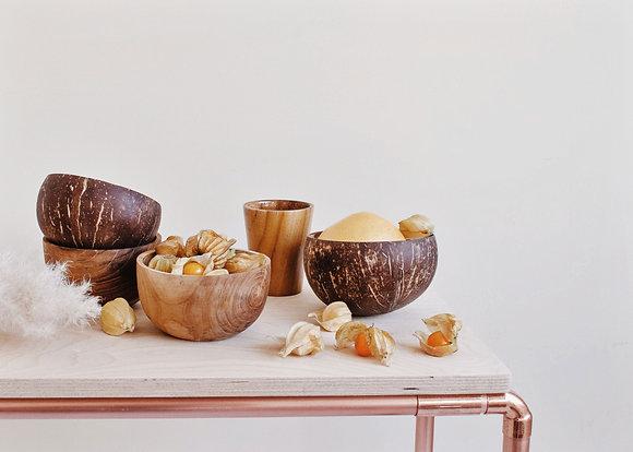 Handmade Wooden Cups