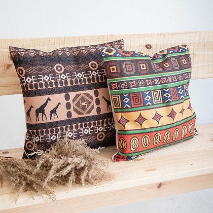 Lakshmi - Earth Cushion Cover