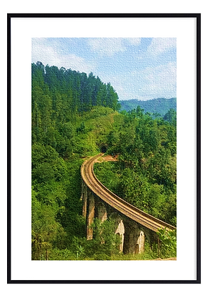 Nine Arches Bridge Print