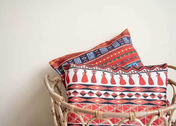 Ahimsa - Earth Cushion Cover