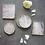 Thumbnail: Set of 2 Mini Agate Coasters