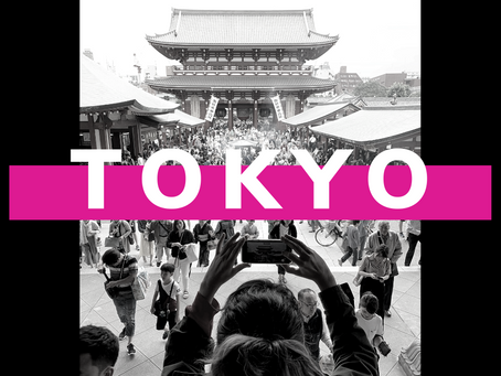 "She's Excited! in Tokyo - ""Traveling Musician"" Episode 1"