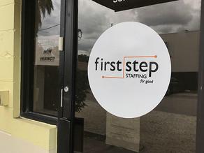 Partner Spotlight: First Step Staffing