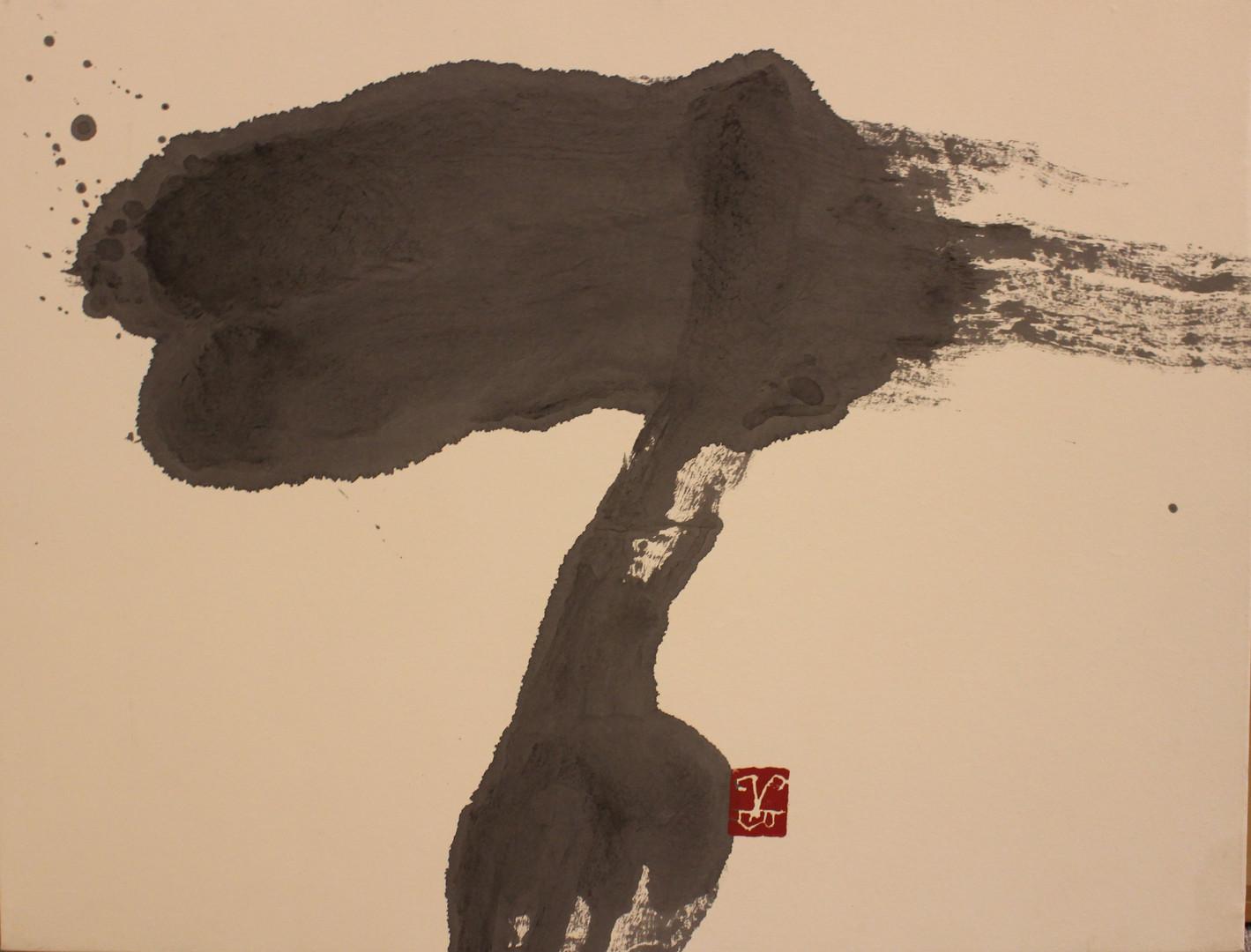 katadoru-te+1985+78x60cm+sumi+on+paper c
