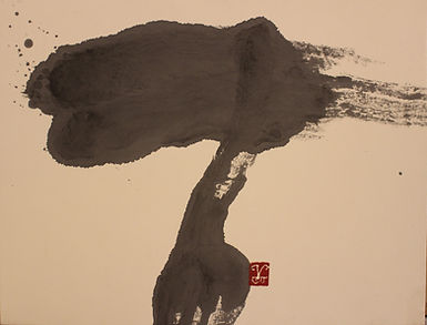 katadoru-te+1985+78x60cm+sumi+on+paper copy.jpg