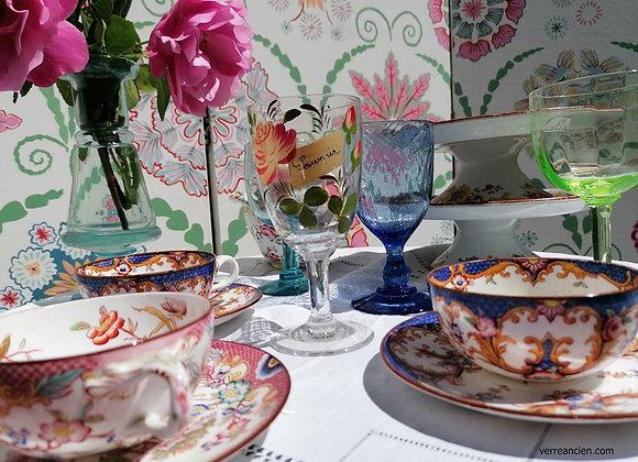 """Table  """"A l'heure du thé"""""""