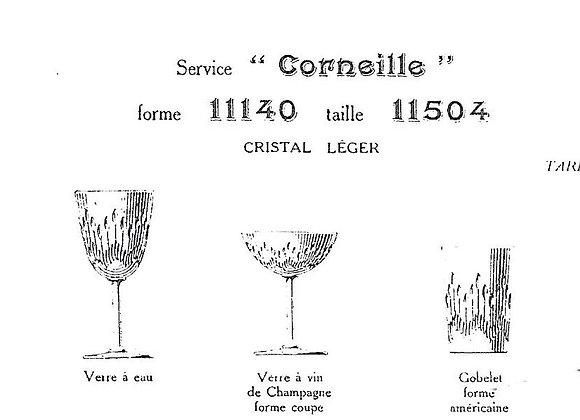 CORNEILLE - Baccarat