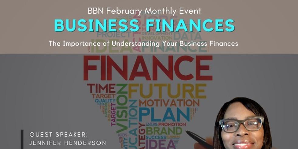 Understanding Your Business Finances with Jennifer Henderson