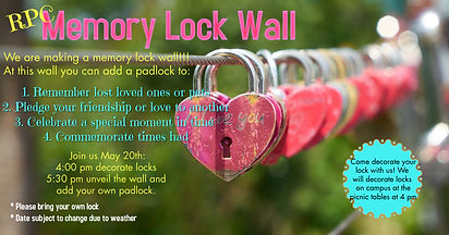 Copy of Memory lock wall - Made with Pos