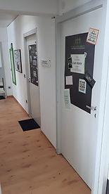 Büros Schulsozialarbeit NTZ