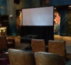 Projectors and Audio Visual Rentals - Parties