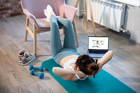 Raposo Fitness Online Personal Training