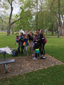 Conservatory Pride!