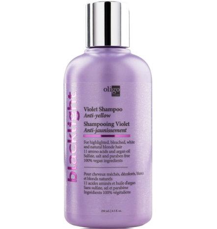 Oligo Anti-Yellow Violet Shampoo