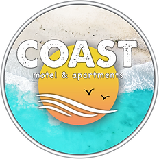 COAST Motel and Apartments Logo