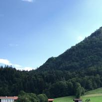 Blick auf den Zellerberg