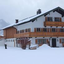 Gastager Hof im Winter