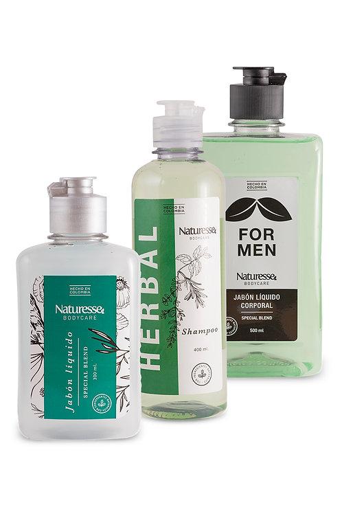 Kit de regalo: Para Hombres