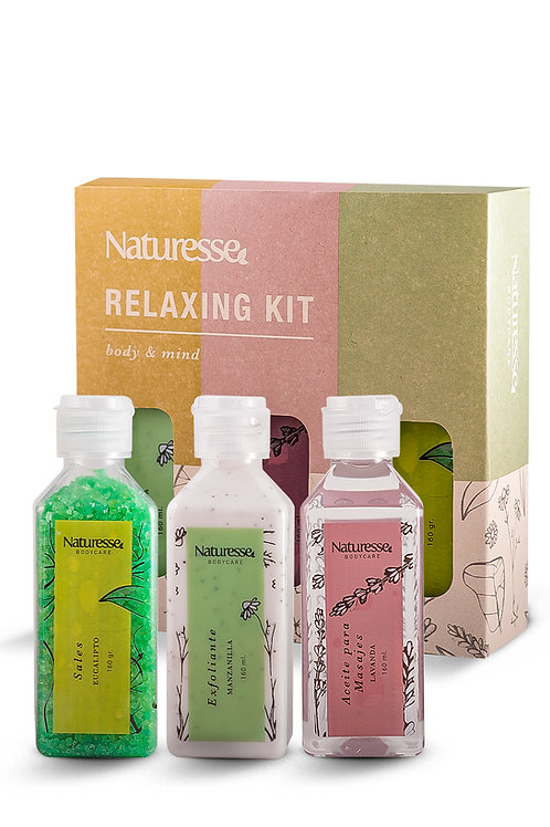 12 unidades - Relaxing kit