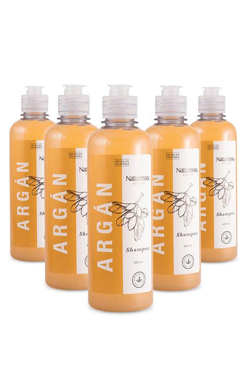 12 unidades - Shampoo Argán